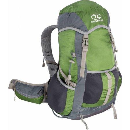 Highlander Cascade - hiking daypack - 28l - groen