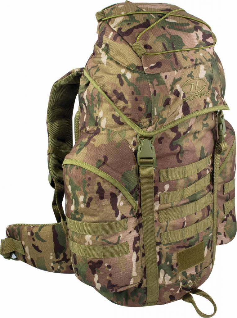 Pro force Pro force Forces backpack 44 liter camouflage