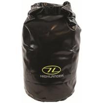 drybag - small - 16l - zwart