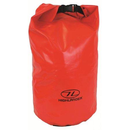 Highlander Drybag medium - 29L - Oranje