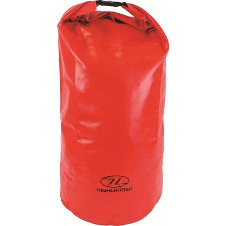 Highlander drybag - large- 44l - oranje