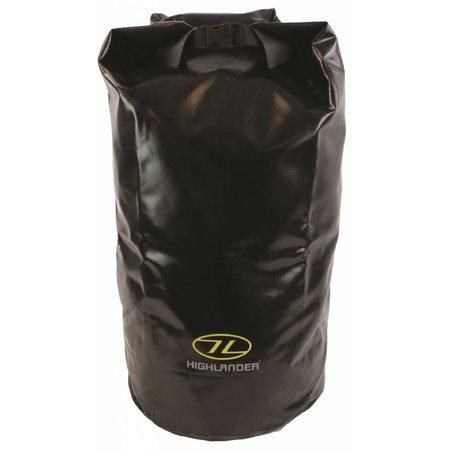 Highlander Drybag large - 44L - Zwart