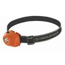 Beam - hoofdlamp - oranje