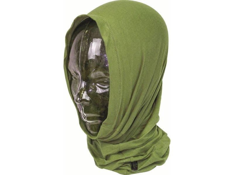 Pro-force headover - hoofd- & nekwarmer - olive