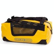 Duffle bag 60l - waterdicht - geel
