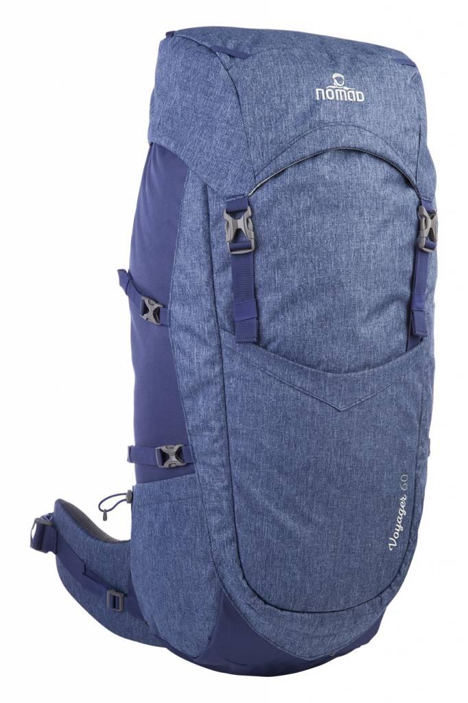Nomad Nomad Voyager 60l damesbackpack Paars Cobalt