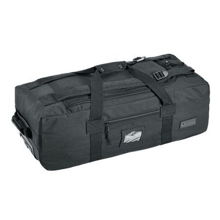 Defcon5 Travelba - 70 liter - convertible - Black