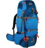 Highlander Ben Nevis 65l backpack - blauw