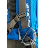 Highlander Ben Nevis - backpack - 85L - blauw