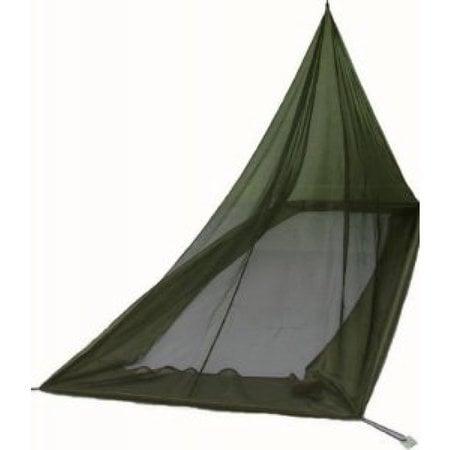 Highlander Trekker - 1 persoon - groen - klamboe - Mosquito Net