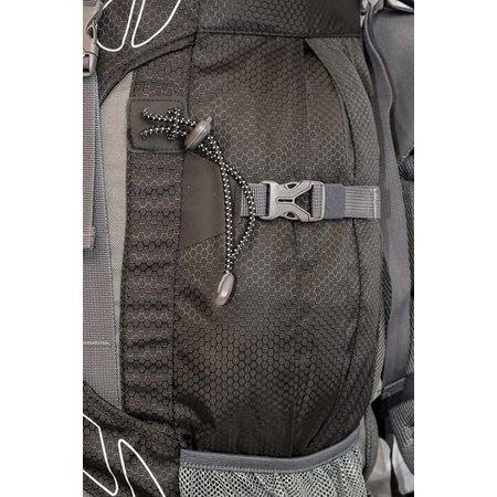 Highlander Discovery - backpack - 45l - zwart