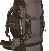 Highlander Discovery backpack - 45 liter - zwart