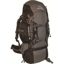 Discovery backpack - 45 liter - zwart