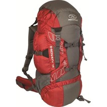 Discovery backpack - 45 liter - rood