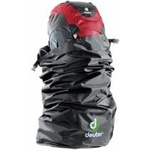 Flight Cover - tot 90 l - flightbag  - zwart