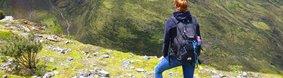 Op reis met een backpack en rugtas van Caribee