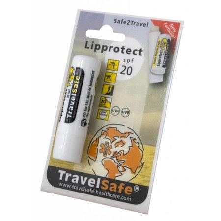 Travelsafe Lippen zonnebrand - Ultra Lip Protector - factor 20