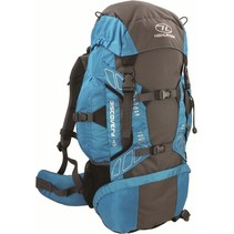 Discovery backpack - 45 liter - teal lichtblauw