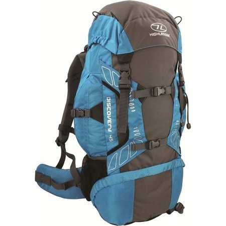 Highlander Discovery backpack - 45 liter - teal lichtblauw