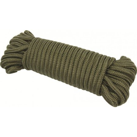 Highlander Touw - 7mm x 15m - olive