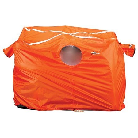 Highlander Emergency Survival Shelter - 2-3 personen - oranje