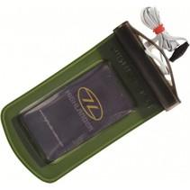 WPX - Waterproof telefoonhoes of camerahoes - olive