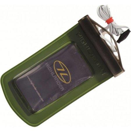 Highlander WPX - Waterproof telefoonhoes of camerahoes - olive