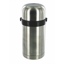 Thermosfles - Food Flask - zilver