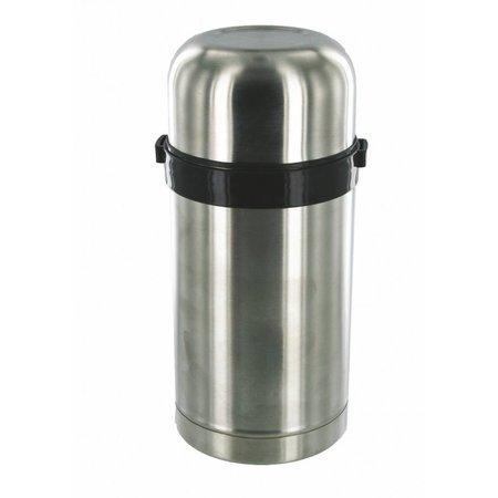 Highlander Thermosfles - Food Flask - zilver