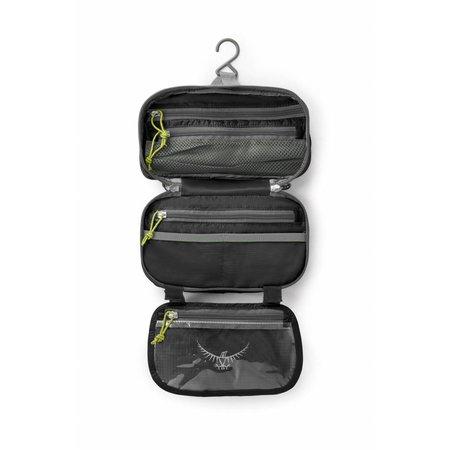 Osprey Ultra lichtgewicht toilettas met ophanghaak - Shadow Grey