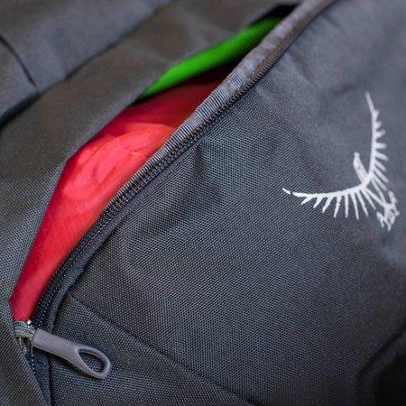 Osprey Farpoint 40 - travelpack - handbagage rugzak - Volcanic Grey