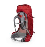Osprey Ariel AG 65l backpack dames -Picante Red