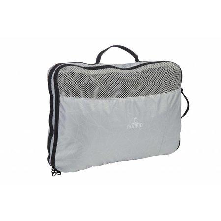 Nomad Packing cube - M - 5 liter - Mist grey