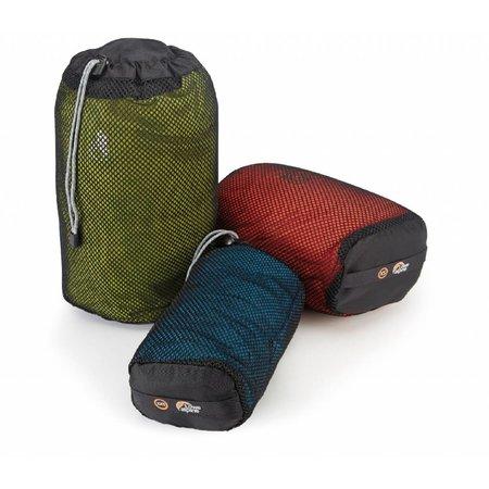 Lowe Alpine Mesh stuff sac -multipack