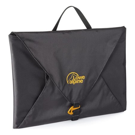 Lowe Alpine Shirt bag - overhemden bagagetas - zwart
