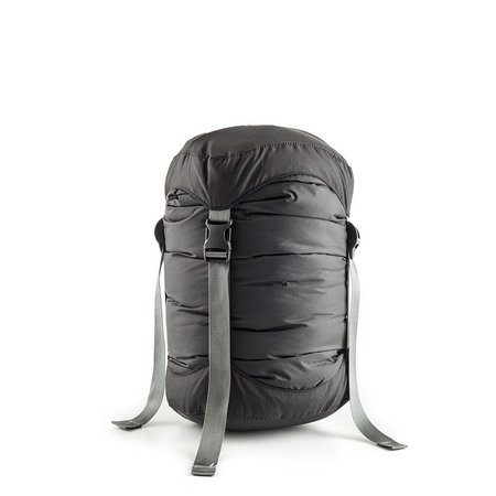 Lowe Alpine Airstream - drybag compression – 7 tot 20 l - Black
