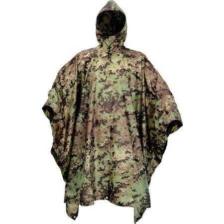 Defcon5 Poncho - camouflage - vegetato italiano