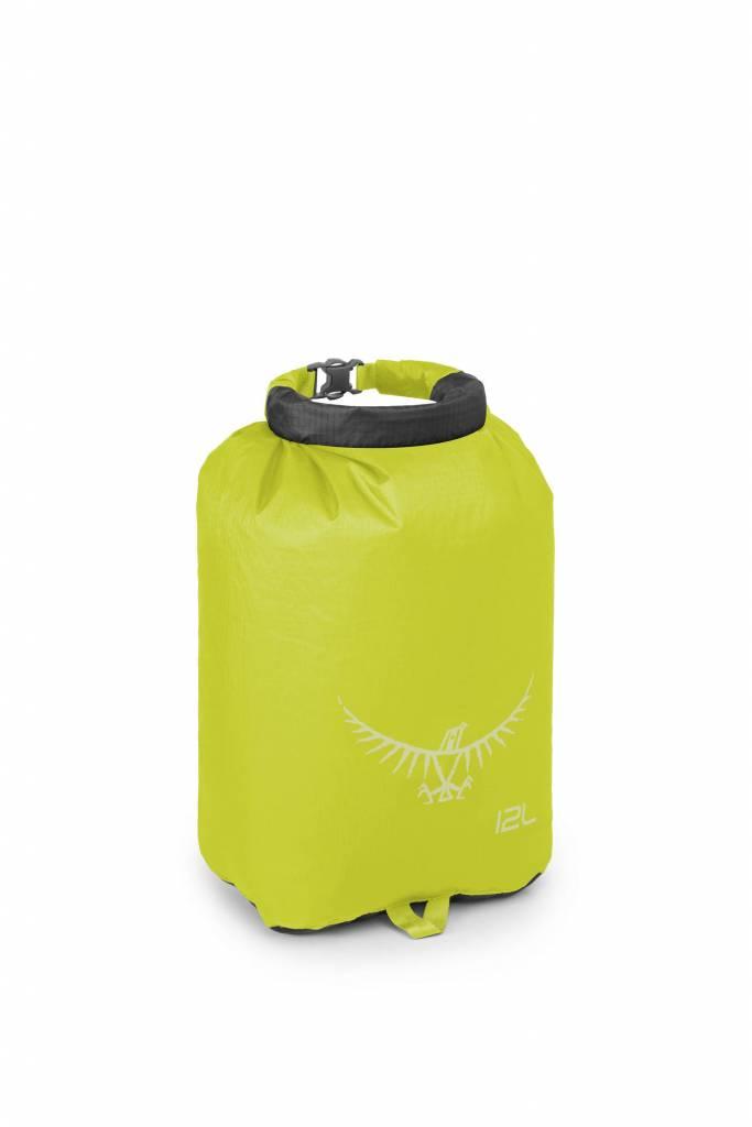 Osprey Ultralight DrySack 12 Electric Lime Osprey Goedkoop