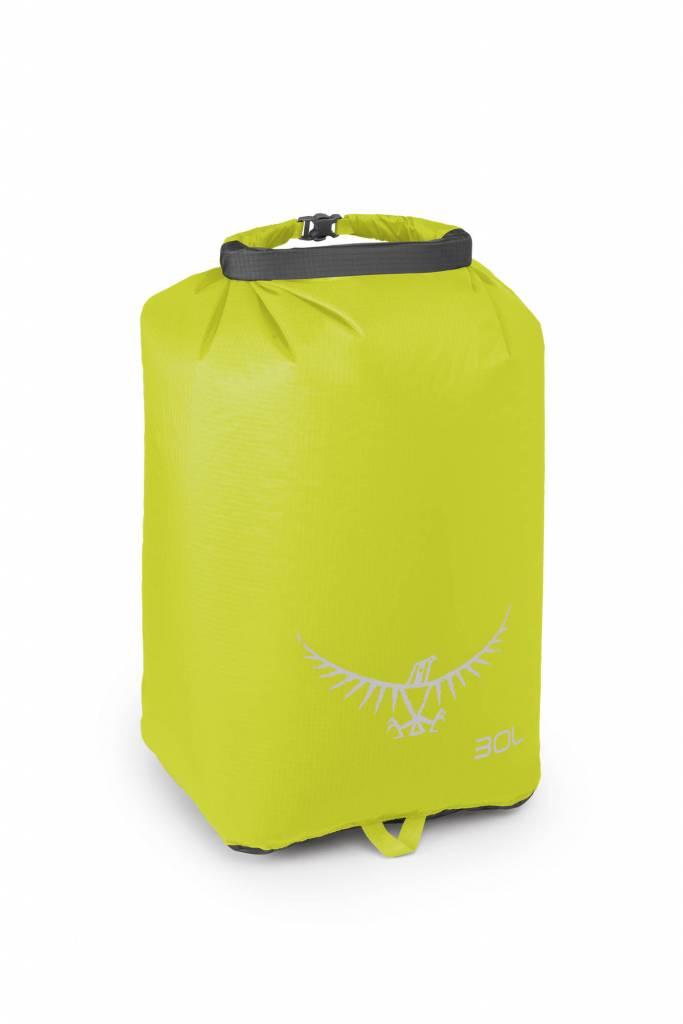 Osprey Osprey Ultralight Drysack 30 Electric Lime