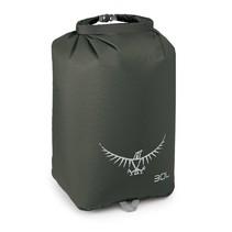 Ultralight DrySack 30 liter drybag Shadow grey - waterdichte zak