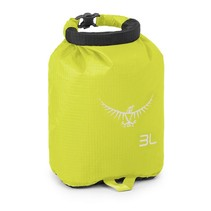 Ultralight DrySack 3 Electric Lime