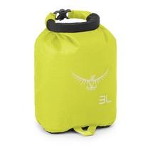 Ultralight DrySack - waterdichte zak - 3l - Electric Lime