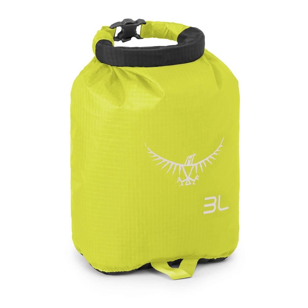 Osprey Osprey Ultralight DrySack 3 Electric Lime