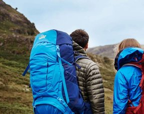Lowe Alpine backpacks