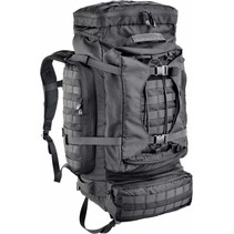 Multirolle 67l backpack - black