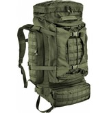 Outac Multirolle - backpack - olive green