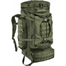 Multirolle - backpack - olive green