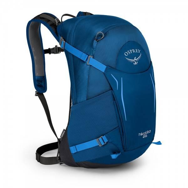 437d903b211 Osprey Hikelite 26 liter wandelrugzak Bacca blauw - Kopen ...