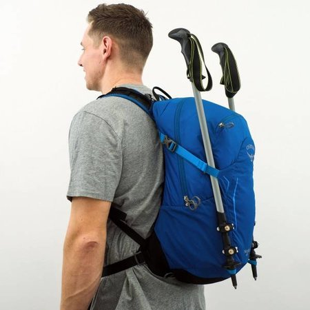 Osprey Hikelite - 18l - wandelrugzak - Bacca Blue