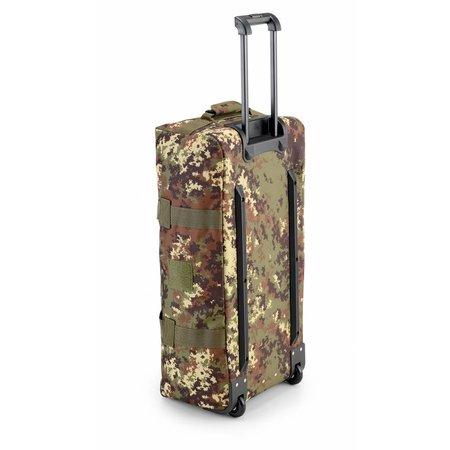 Defcon5 Travelbag - 70 liter - convertible - Black